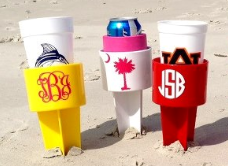 Spiker Beach Beverage Holder
