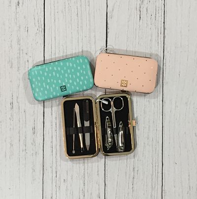 Mary Square Manicure Set