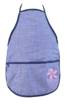 Art Smock/Apron by Mint Sweet Little Things