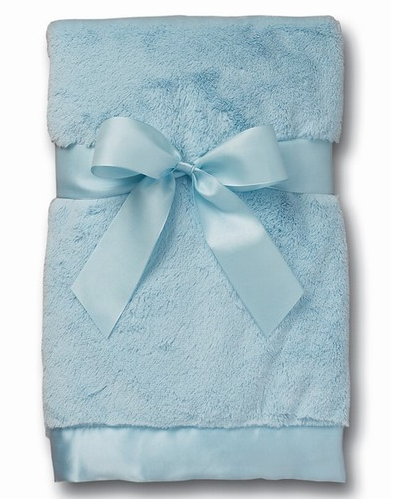 Bearington Baby Silky Soft Crib Blankets