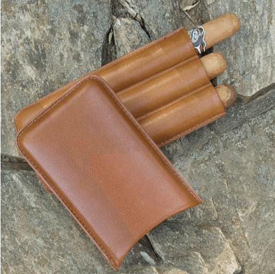 Trio Deluxe Cigar Holder
