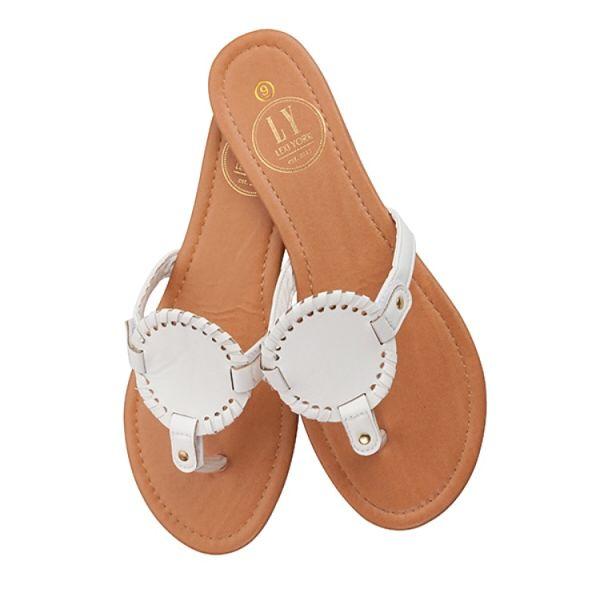 Interchangeable Disk Sandals